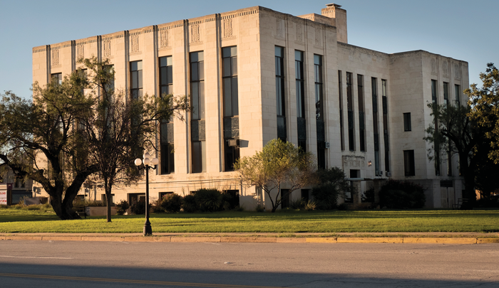 TAC - The Moderne Courthouses of Texas