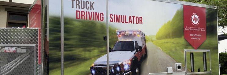 TAC - Driving Simulator Training